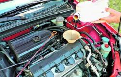 Uso de aditivos en los vehículos