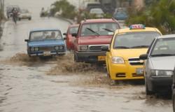 Proteja su carro en inundaciones