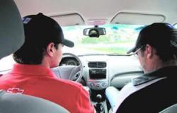 Concentración y actitud defensiva al manejar