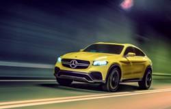 La Mercedes-Benz insiste con el concepto de SUV-cupé