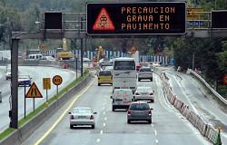 Prevenir emergencias cuando viaja en la carretera