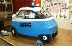 Un clásico convertido en un auto eléctrico