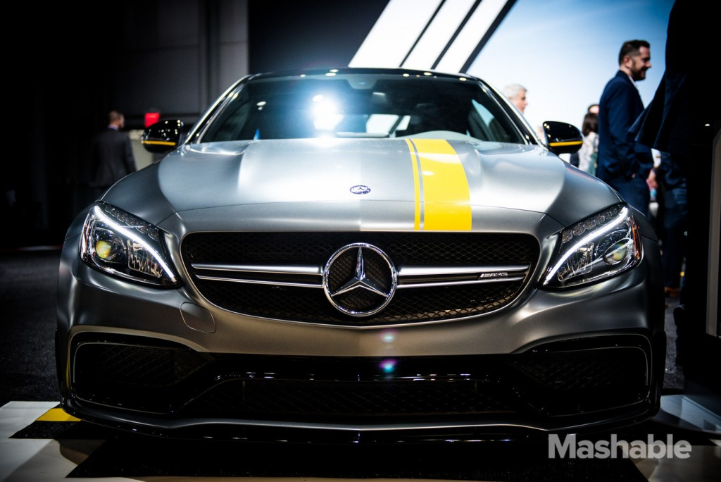 New York Auto Show 2016 25 AMG C 63 S Coupe Edition 1 (1)
