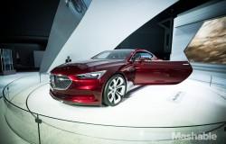 Los carros mas destacados del Auto Show Internacional New York 2016