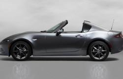 El Mazda MX-5: El convertible que puede descapotarse al toque de un botón
