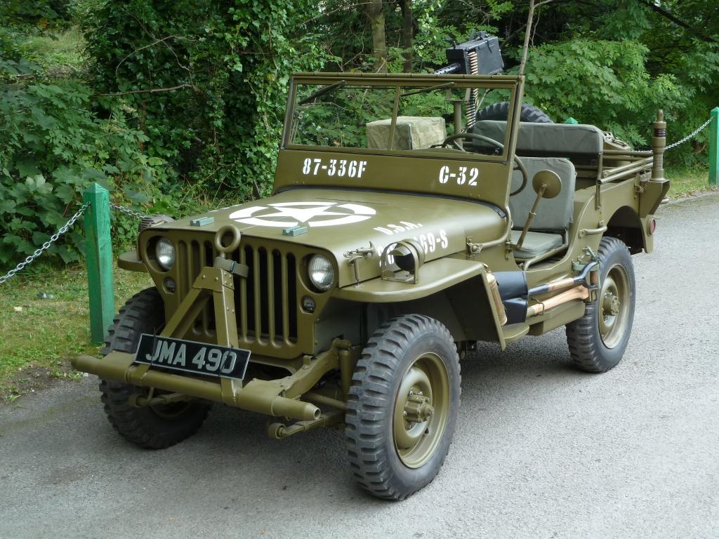 El Jeep original cumple 75 años - Blog de autos en Full ...