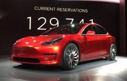"""El Tesla Model 3, el auto eléctrico """"de masas"""""""
