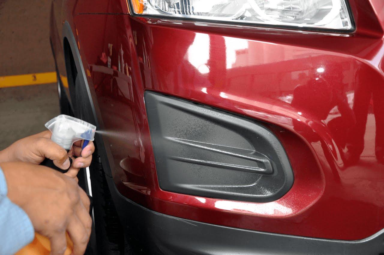 proteger pintura del carro
