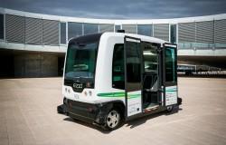 Helsinki comienza a probar buses autónomos en condiciones reales