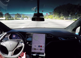 but-enhanced-autopilot-adds-to-those-pre-existing-capabilities-the-new-system-relies-on-four-cameras-a-radar-sensor-12-ultrasonic-sensors-and-a-new-onboard-computer-system-to-work