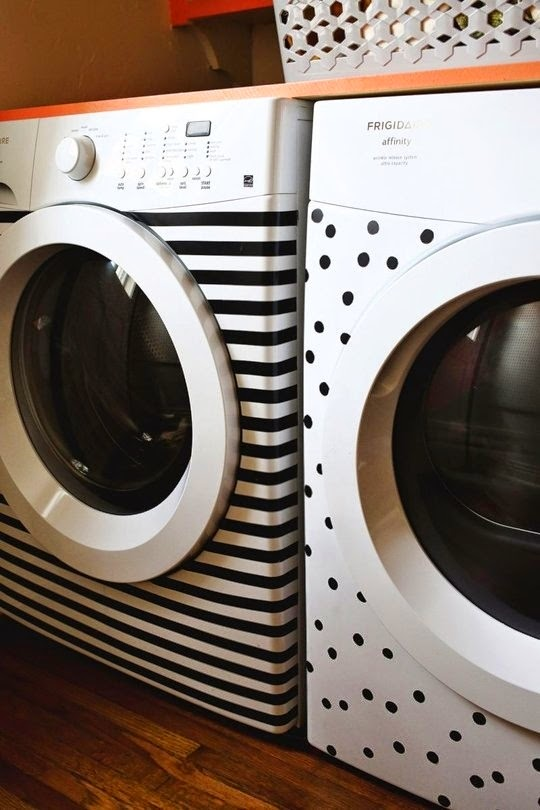 decoracion lavadora