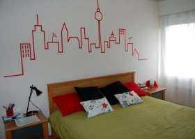 decorar con cinta