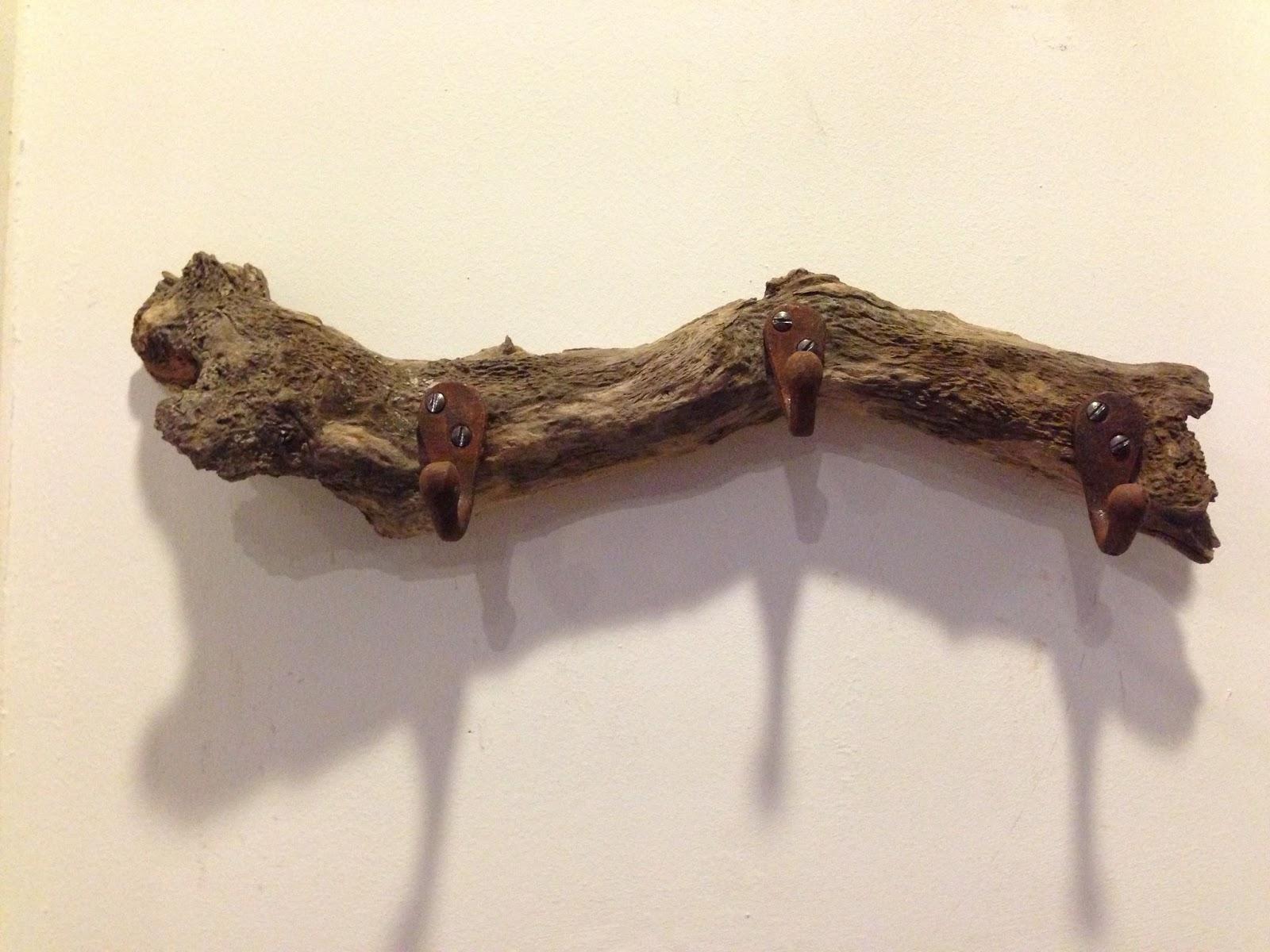 Ideas para percheros blog de bienes en full clasificados - Percheros de madera rusticos ...
