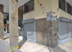 casas afectadas