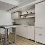 Cocinas pequeñas para estilos de vida ágiles