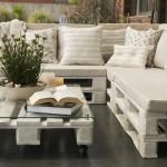 Muebles ecológicos, un estilo a favor del ambiente